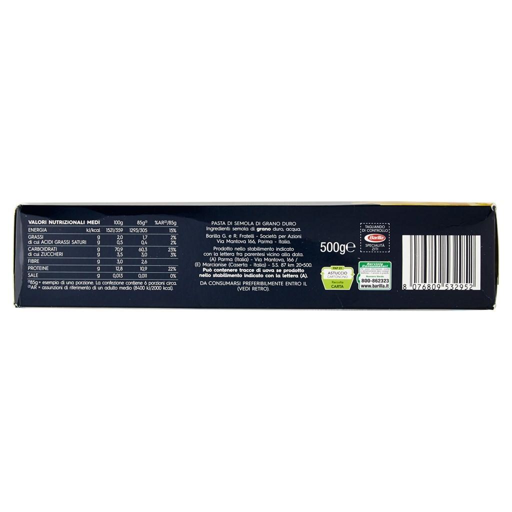 Barilla Specialità Ziti 500 g - Supermercato Punto Simply Eredi ...