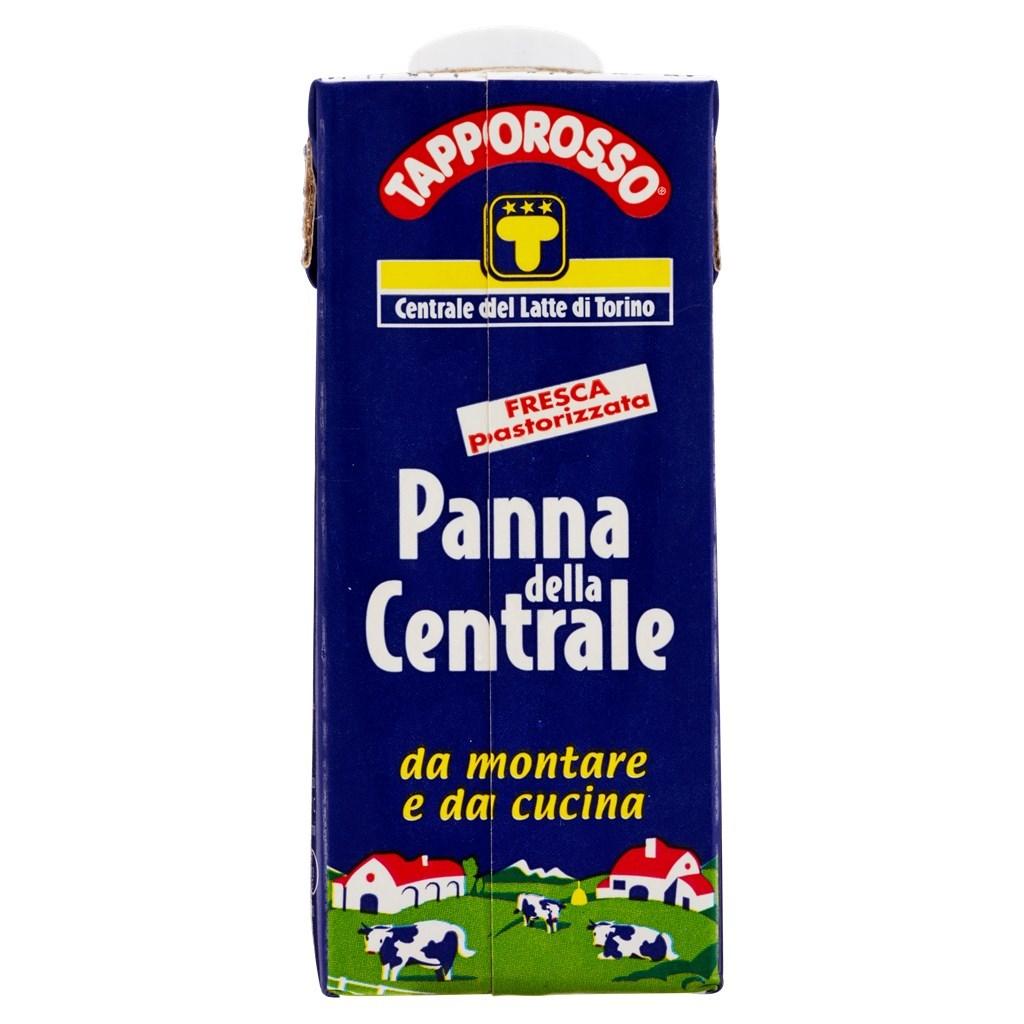 Centrale del Latte di Torino Tapporosso Panna della (189263 ...